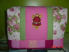 capa da mquina de costura.. (Renata ...) Tags: quilt patchwork capadamquina capadamquinadecostura
