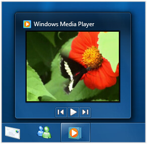 Media Player do Windows 7