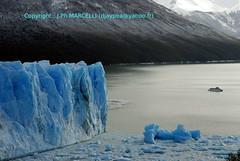 Lumire hivernale (djaypea) Tags: patagonia argentina argentine glacier patagonie peritomoreno perito moreno lpwinter djaypea