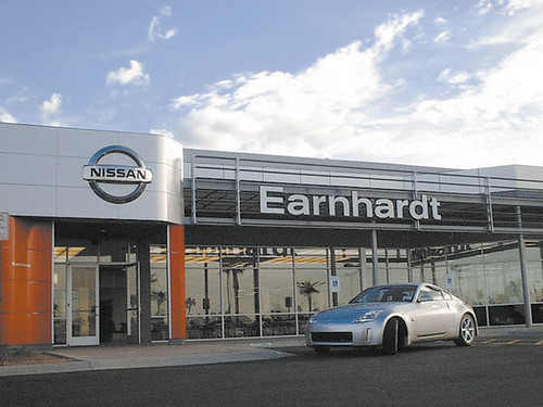 Earnhardt Nissan Dealership   Mesa AZ
