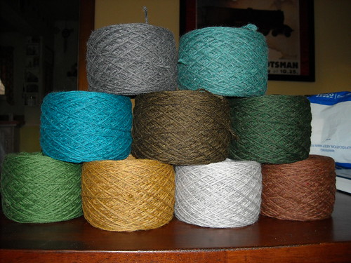 Great American Afghan colors