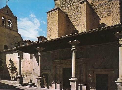 Convento de Santo Domingo el Real (Toledo) en los años 60