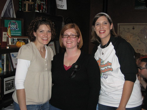 Jessica's 30th Birthday Party - Amber, Jessica and Kristen
