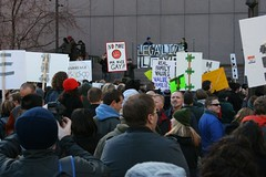 No on 8 Protest - Minneapolis