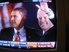 2008 November Election Night