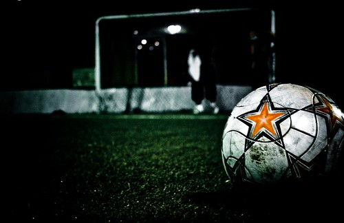 85/365: In Soccer We Trust...