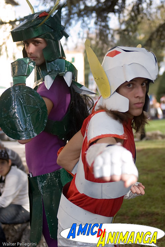 Saint Seiya Sirio Fotos Cosplay