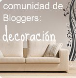 Comunidad de Bloggers: decoración