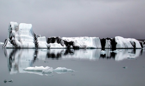 Iceberg on Jökulsarlon