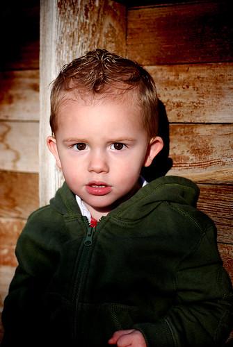 Maxwell barn