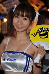 (beef.200%) Tags: show game japan tokyo nikon 2008 d3
