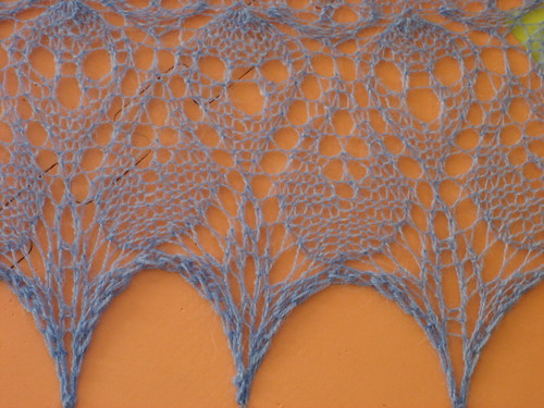 Laminara blocking, detail