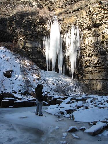 montana - Ice fall 3