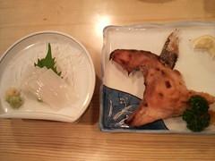 八戸ニューシティホテル「七重」魚 200812