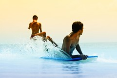 Photographic Maldives (nattu) Tags: boys water fun photography surf photographic boogie maldives boarding nattu kudabandos