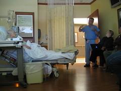 g'ma in hospital
