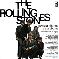 rolling Stones Japanese box set