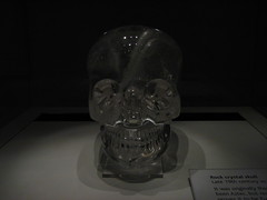 Crystal Skull (Scratch's Life) Tags: uk greatbritain england london britishmuseum crystalskull