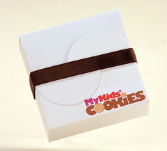 Gift Box, My Kids Cookies