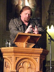 Dyer At the Pulpit
