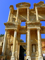 Library of Celsus (rougetete) Tags: turkey greek ancient roman civilization christianity ancientcivilization ephesus efes libraryofcelsus