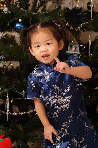 Nadia - 2008 Christmas Portrait