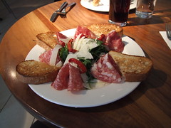 Pizza Express Antipasto starter