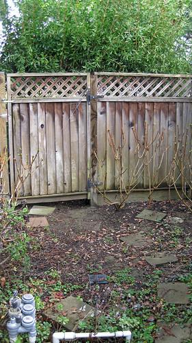 Gate Needs Repair