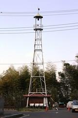 飯田新田の火の見櫓(さいたま市西区)