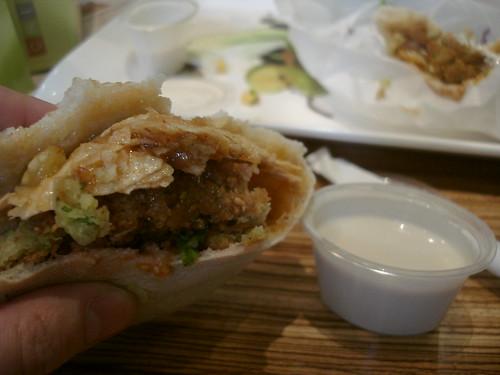 Crisp Falafel, Midtown