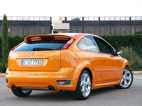 Fotos del Ford Focus