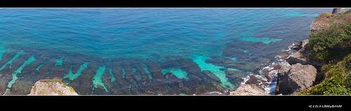 小琉球珊瑚礁岩岸