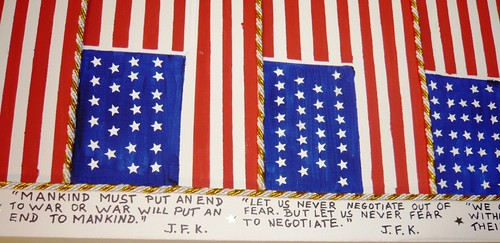 quotes on painting. JFK quotes oil painting