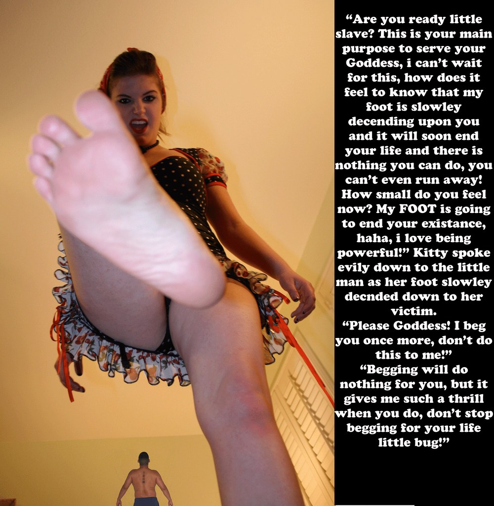 Giantess feet of goddess katelyn brooks