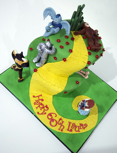 wizard of oz cake toronto