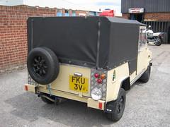 APRIL 1980 FOERS 998cc NOMAD FKU3V (Midlands Vehicle Photographer.) Tags: car metro mini april nomad kit 1980 based 998cc foers fku3v