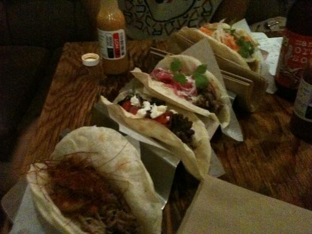 taco asylum with kd