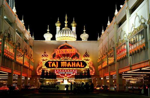 trump casino ...Atlantic City by jamvitter, on Flickr