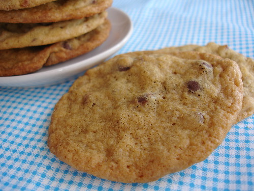Dorie's best chocolate chip cookies