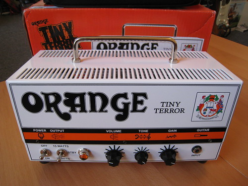 wetwebwork Orange Tiny Terror