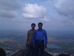 Gopal and John-Adventurous (Innerseeker) Tags: john gopal tiruvannamalai thiyaga ramanamaharishi siddhar annamalaiyar meditationplace
