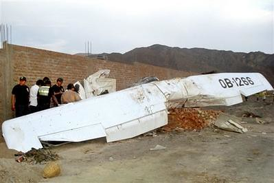 With another fatal accident over the Nazca lines, will action finally be taken?