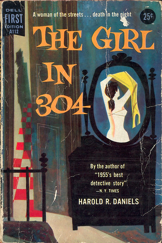 The Girl in 304 / Ward Jenkins