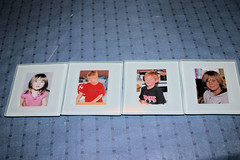 The picture coasters