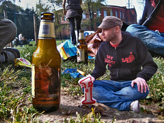 Lost #2 (Master Mason) Tags: milan me ego lost milano io explore parcosempione alotoflove jwac birraafiumi sempionsleague photosbyramò 1stjwacmìtting beeratrivers