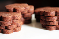 Brownie Roll-Out Cookies