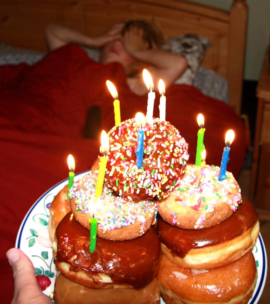 Birthday Boy Bokeh.....