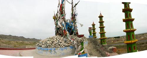 Arrived in Tibet? (near Jinghe, Xinjiang, China)