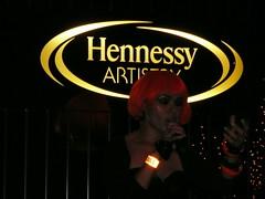 DJ Keri (jckhim) Tags: birthday event hennessy