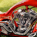 Kendall Johnson's Custom Motorcycle Spring Folly 2008